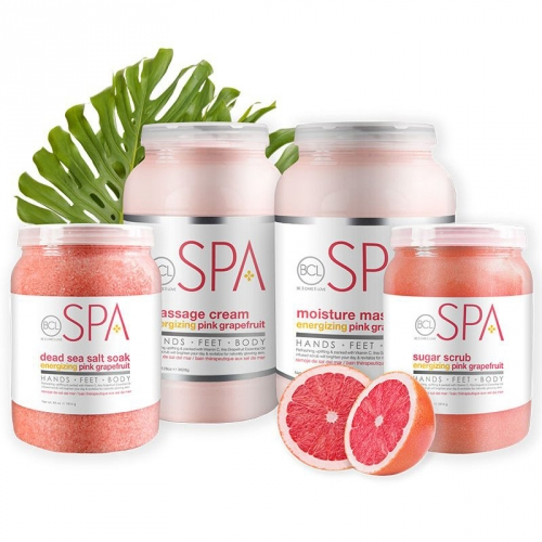 Energizing Pink Grapefruit